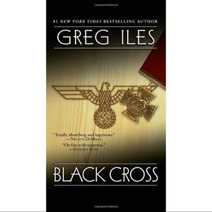4/$7 Greg Iles: Black Cross